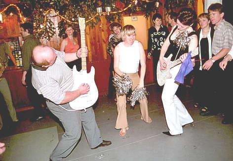 kouř tanečníci velké prsa